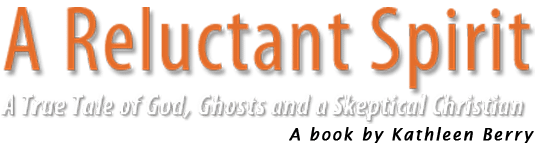 A Reluctant Spirit: A Book by Kathleen Berry Retina Logo