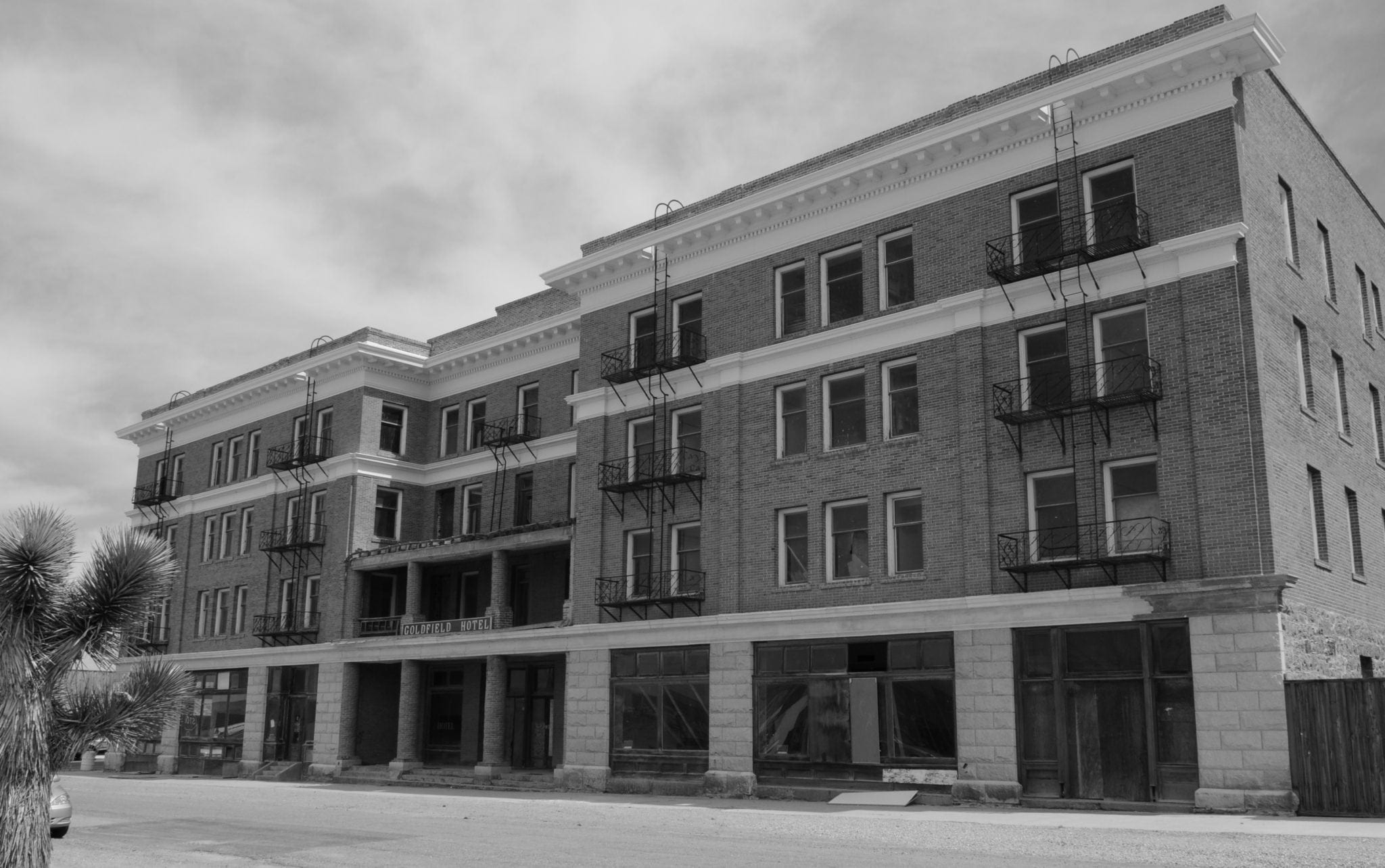 The ghosts of the Goldfield Hotel: the KTVN videos   A